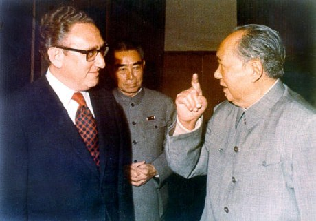 mao-kissinger